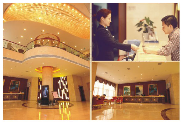 酒店服务指南